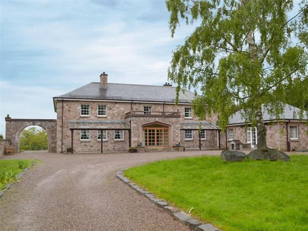 Tulchan Sporting Estate - Knocktulchan Lodge in Morayshire
