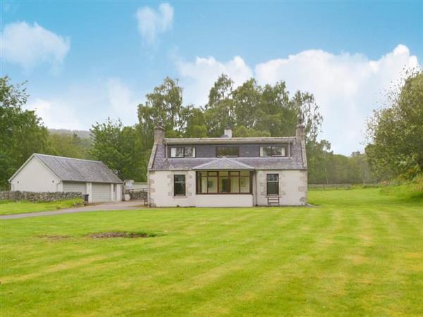 Tulchan Sporting Estate - Straan in Morayshire