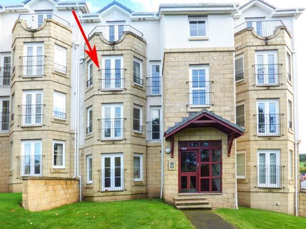 Tweed Apartment in Selkirkshire