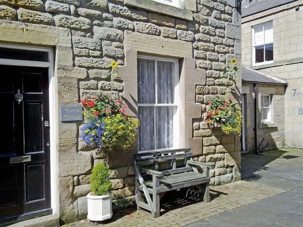 Tweed Cottage in Northumberland