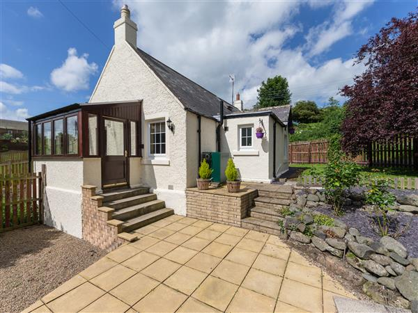 Tweed Cottage in Northumberland