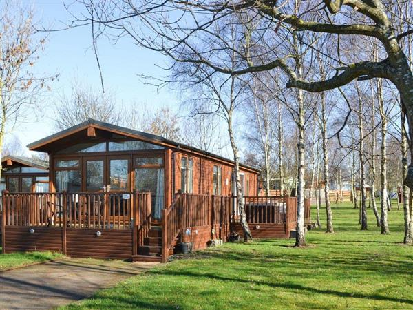 Two Hoots Lodge in Northumberland