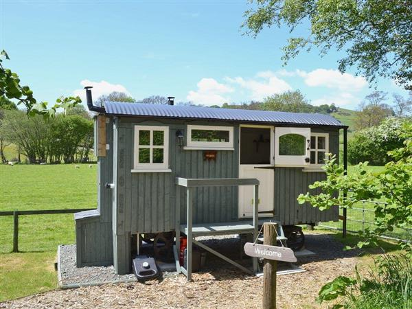Ty Bach Shepherds Hut in West Yorkshire