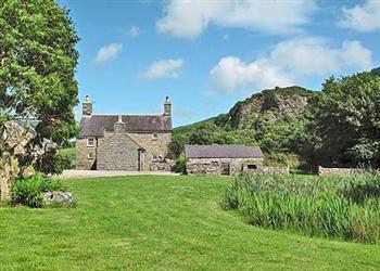 Ty Bwlcyn in Gwynedd