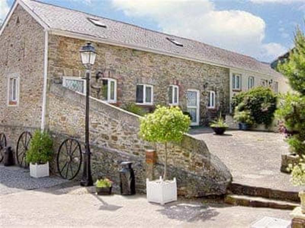 Ty Cae Mawr in West Glamorgan