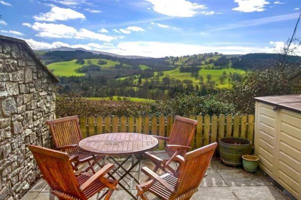 Ty Canol in Powys
