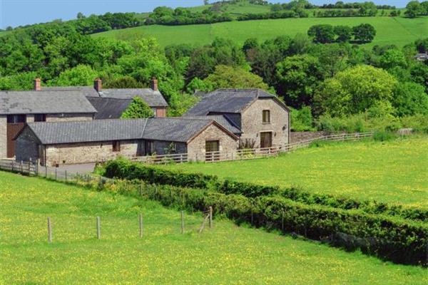 Ty Cerrig Granary in Powys