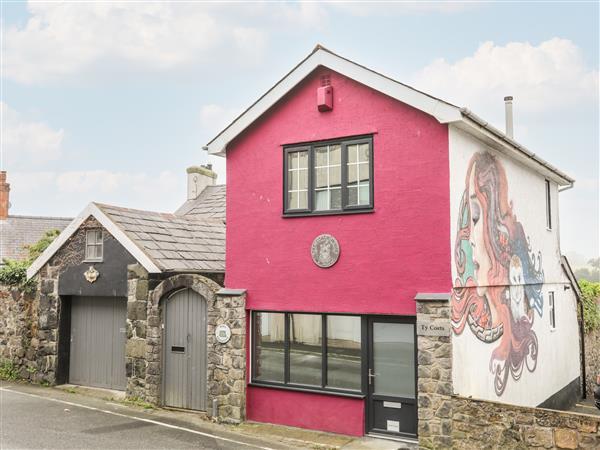 Ty Coets (Coach House), Caernarfon