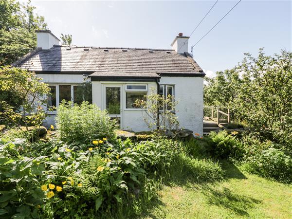 Ty Isel in Gwynedd