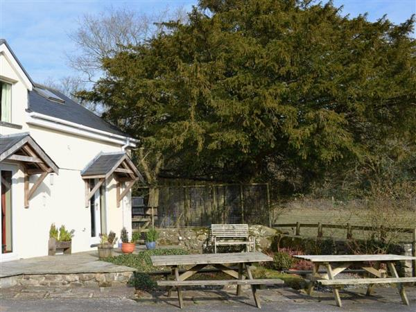 Ty Newydd Cottage in Dyfed