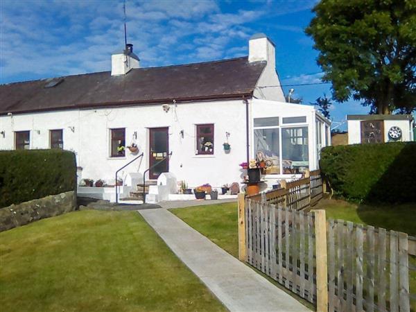 Ty Newydd Green Cottage in Gwynedd