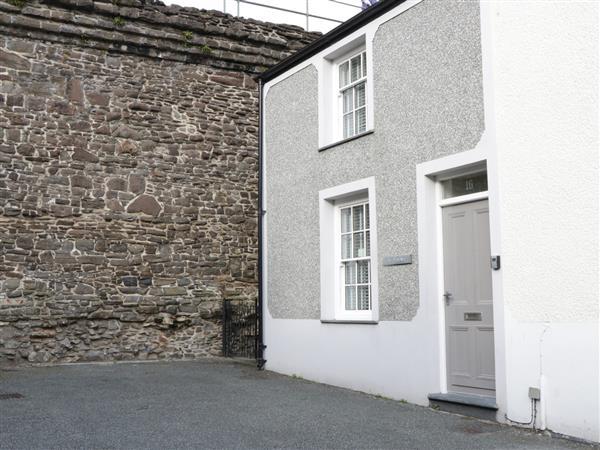 Ty Potiwr in Gwynedd