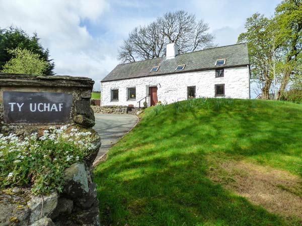 Ty Uchaf in Clwyd