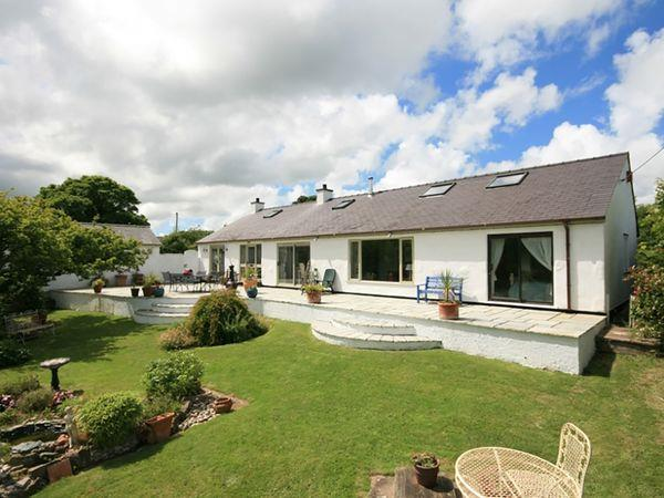 Tyn Cae from Sykes Holiday Cottages