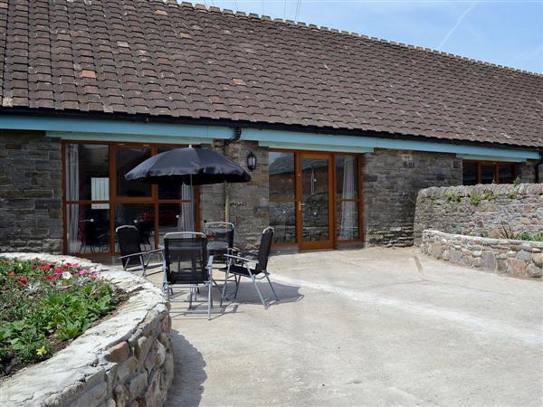Tyn Cellar Cottage in West Glamorgan