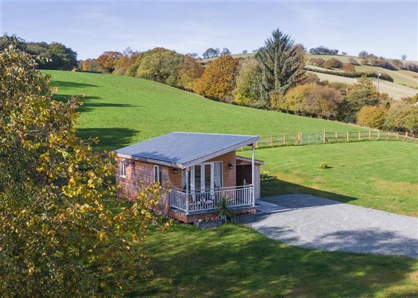 Tyncoed Lodge in Lower Chapel, Powys