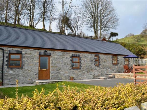 Tynrhelyg Cottages - Eithinog in Dyfed