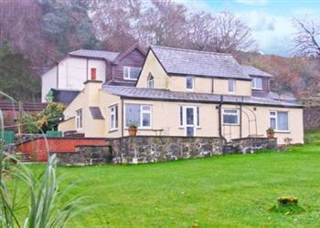 Ty'r Ardd from Sykes Holiday Cottages