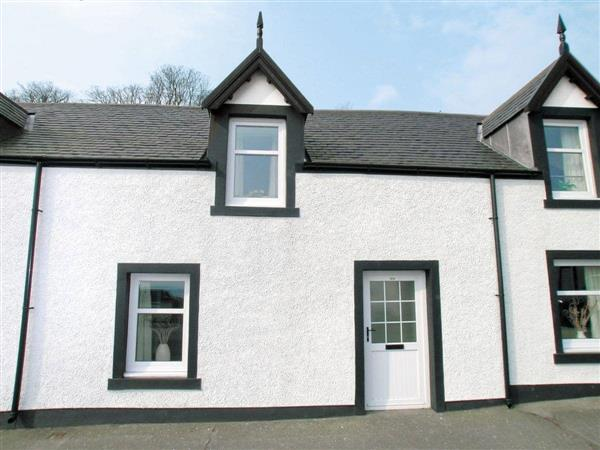Tystie Cottage in Wigtownshire