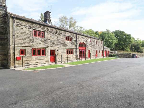Unsliven Bridge Farm in South Yorkshire