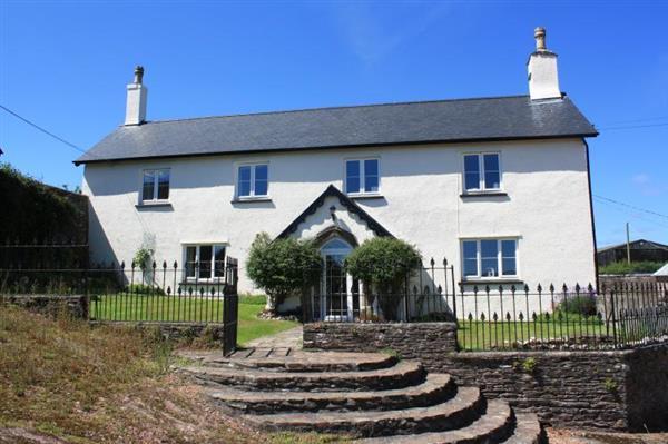 Upcott Farm House, Somerset