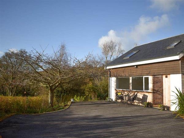 Uphempston Farm Annex in Littlehempston, Devon