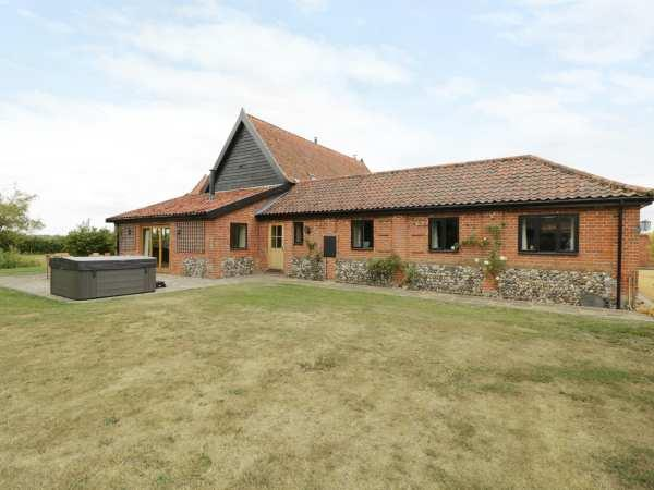 Upper Barn Annexe in Norfolk