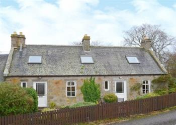 Upper Bayfield Cottage in Ross-Shire