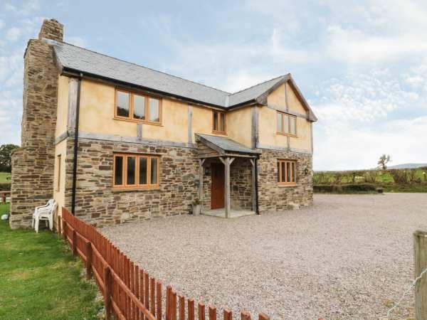 Upper Close in Powys