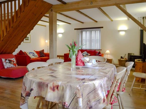 Upper Kington Farm Cottages - The Barn in Hampshire
