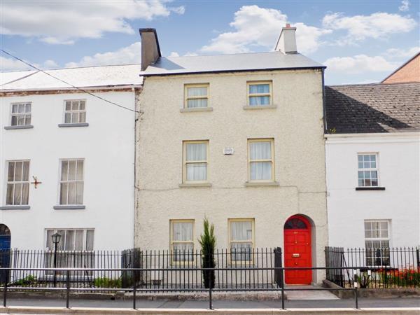 Upper Patrick Street in Kilkenny