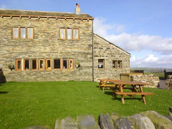 Upper Peaks Cottage in West Yorkshire