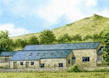 Upper Valley Barn in Powys