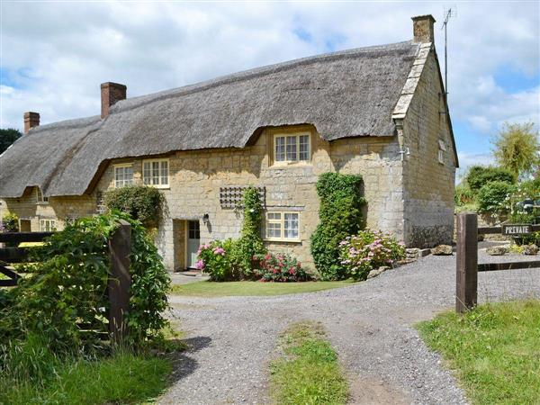 Upton Manor Cottage in Dorset