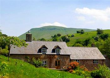 Valley Cottage in Powys