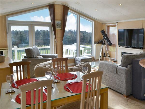 Valley View Lodge, Swarland, near Alnwick