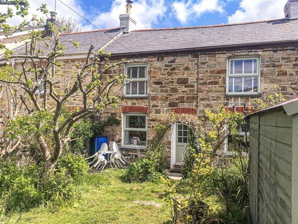 Vanilla Cottage, Chasewater, Cornwall