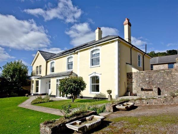 Veltham House Cottage in Bampton near Tiverton, Devon