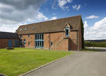 Vicarage Barn in Warwickshire