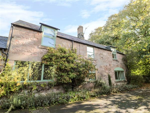 Vicarage Cottage in Northumberland