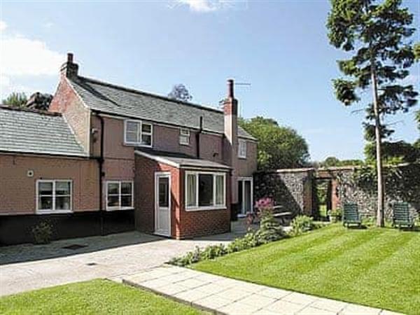 Victoria Cottage in Norfolk