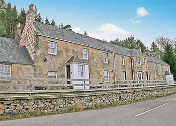 Victoria Cottage in Aberdeenshire