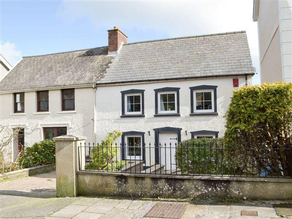 Victoria House Apartments - Can-Y-Mor in Llansteffan, near Carmarthen, North Yorkshire