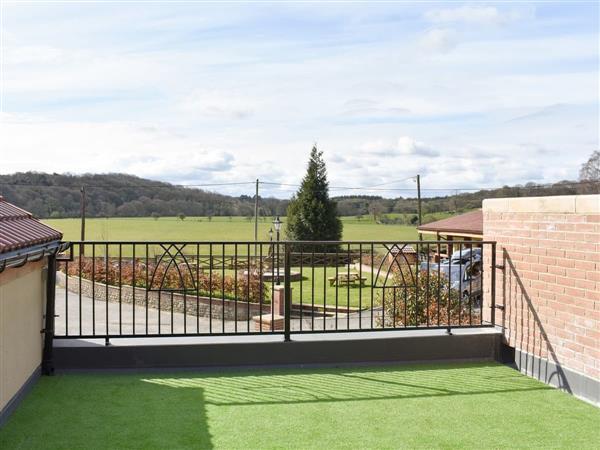 Vindomora Country Lodges - Vinovia Apartment in Northumberland