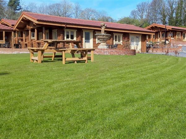 Vindomora County Lodges - Hadrian Lodge in Northumberland