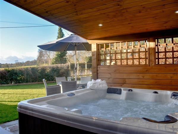 Vindomora County Lodges - Housesteads Lodge in Northumberland