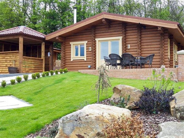 Vindomora County Lodges - St Ebba Lodge in Northumberland