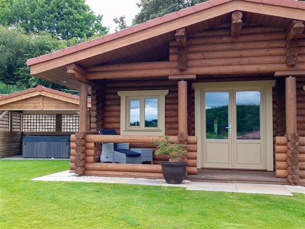 Vindomora County Lodges - Vindolanda Lodge in Northumberland