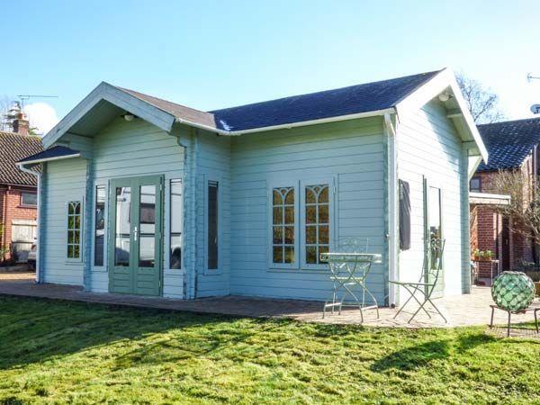 Violet Lodge in Norfolk