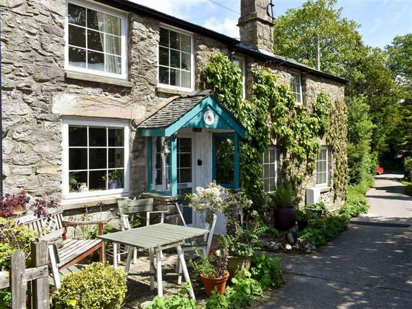 Virginia Cottage in Silverdale, near Arnside, Lancashire